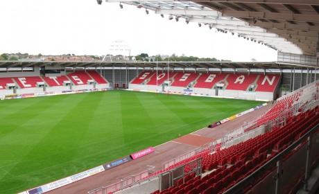 Llanelli Scarlet's – Pemberton Stadium and training complex