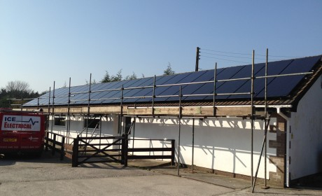 Partnership of Care – 50 KW solar Project