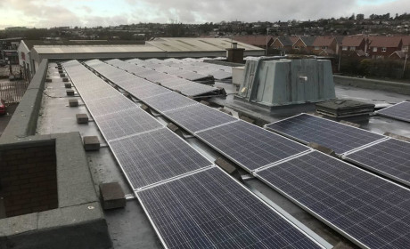 30Kw System – 121 Accountancy, Venta House