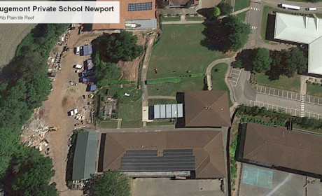 Rougemont School – Newport – 50KWp
